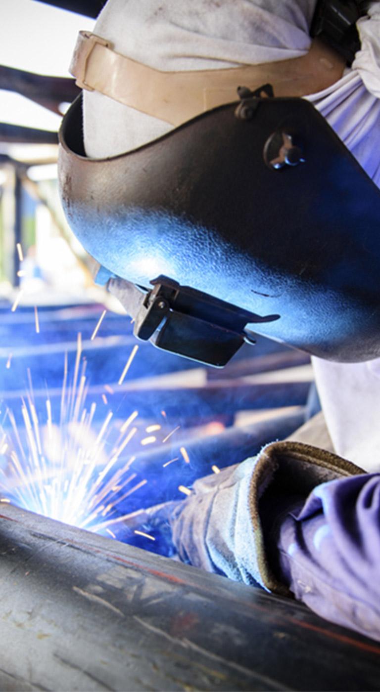 重軽量鉄骨工事業